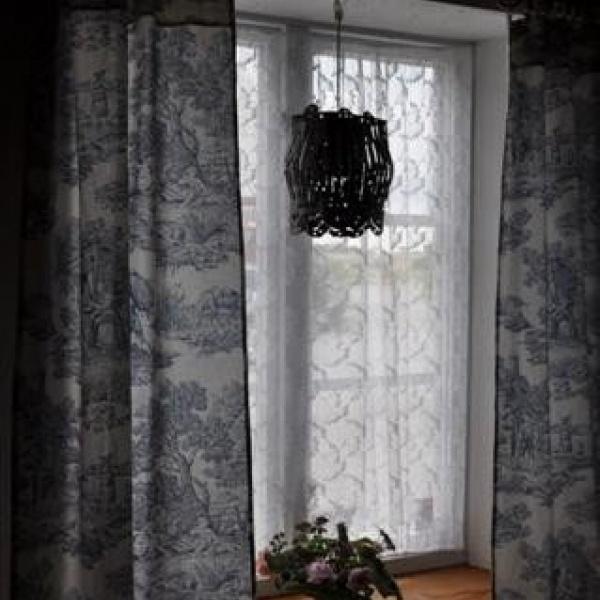 Fönster i lägenheten
